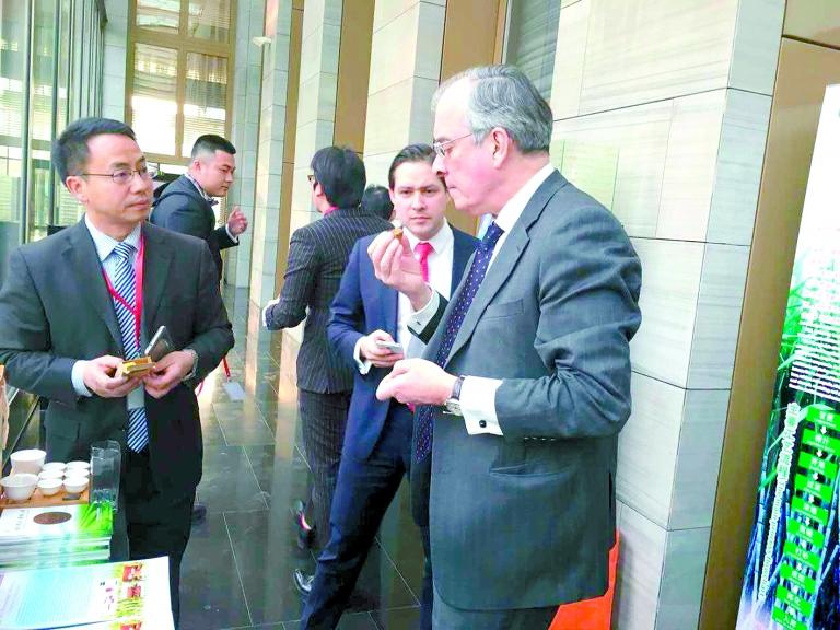 米易红糖、枇杷 获法国驻华大使赞誉