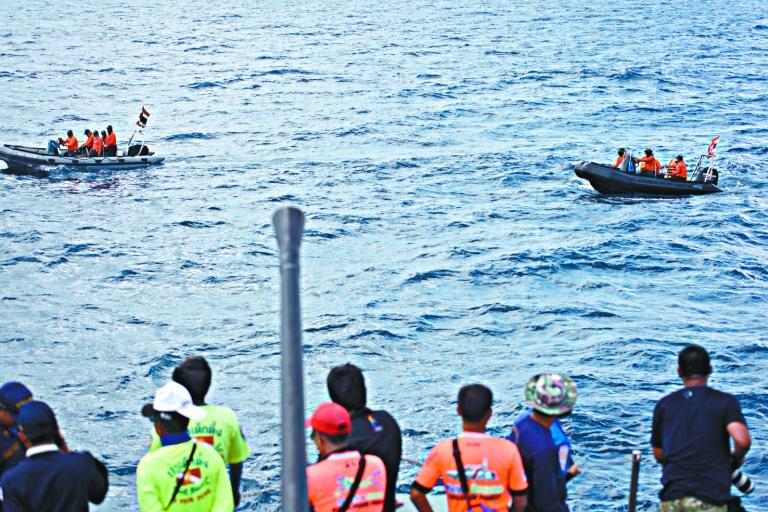 攀枝花日报-泰国普吉岛翻船事故 br>已确认41名中国